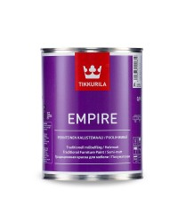 Tikkurila Empire - Тиксотропная алкидная краска